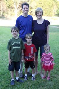 Henley family 2011