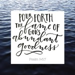 Why Sometimes I Don't Say God is Good  {No Matter What Monday}