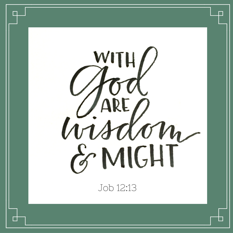 36a80fdd35 God Will Give the Wisdom You Need  No Matter What Monday  - Marissa ...